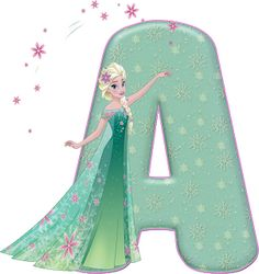 Elsa Frozen, Frozen Movie, Frozen Party, Disney Frozen, Disney Alphabet, Printable Alphabet Letters, S Alphabet, Ful Image, Scrapbook Da Disney