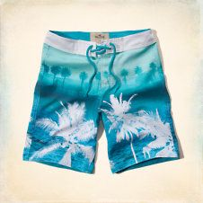 Boys Hollywood Beach Swim Shorts