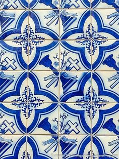 """Azulejos of Porto - via European Travel Magazine 13-03-2017 