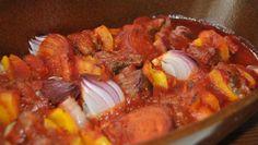 Ein saftiges Schaschlik Rezept, bei dem das Fleisch sehr zart wird. Zusammen mit leckerer Currysauce und frischem Gemüse ein echter Genuss. ★Lecker Schaschlik★