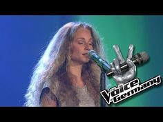 What is Love - Linda Antonia Heue | The Voice | Blind Audition 2014 - YouTube