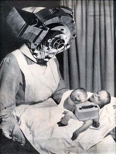 measuring the radiation level Sideshow Freaks, Medical Photos, Conjoined Twins, Human Oddities, Arte Horror, Medical History, Im Losing My Mind, Weird World, Historical Photos