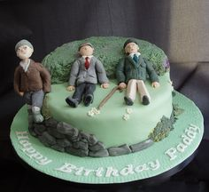 Last of the Summer Wine Cake by RBeee, via Flickr
