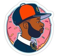 Millions of unique designs by independent artists. Find your thing. J Dilla, Keep Alive, Cartoon Art, Disney Characters, Fictional Characters, Finding Yourself, Hip Hop, Cool Stuff, Music