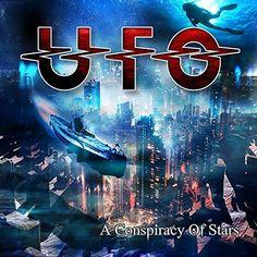 UFO - A Conspiracy of Stars (2015)  Hard Rock band from UK  #UFO #HardRock