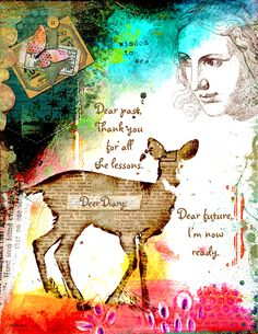 Art Journaling - Sissy Sparrows