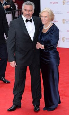...Paul Hollywood and Mary Berry...