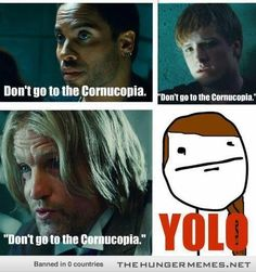 Yolo Hunger Games