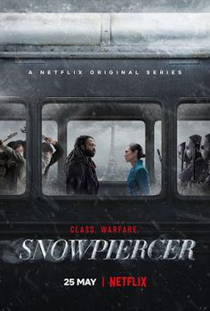 Trailers, clip, images and posters for the sci-fi thriller series SNOWPIERCER starring Daveed Diggs and Jennifer Connelly.