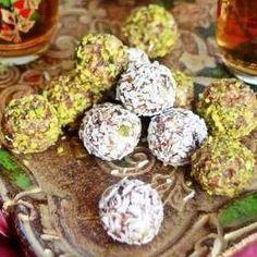Rezept Variation I von Orientalische Pralinen von LadyChiara - Rezept der Kategorie Backen süß