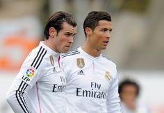Ronaldo is Madrid's main man, he is just an amazing player - Gareth Bale