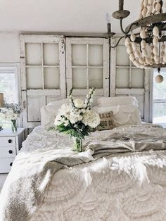 Cozy Farmhouse Bedroom Decorating Ideas - Page 41 of 55