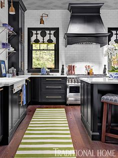 Marcus Design: Before & After   Designer Showhouse Kitchen