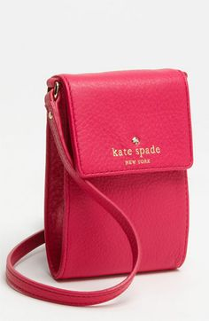 Essentials only! kate spade new york cobble hill - brandice crossbody bag from Nordstrom