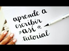 Cómo aprender a dibujar letras, paso a paso y de todos los estilos   Manualidades