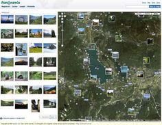 Un'altra incredibile diavoleria per scoprire il mondo con le immagini: #Panoramio. Naviga in ogni angolo del pianeta dentro milioni di immagini geolocalizzate. Bellissimo! ● http://girovagandoinmontagna.com/gim/orientamento-e-cartografia-in-montagna/scopri-il-mondo-con-le-foto-di-panoramio/