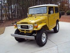 1981 Toyota Land Cruiser FJ40 restoration b | Land Cruiser Of The Day!
