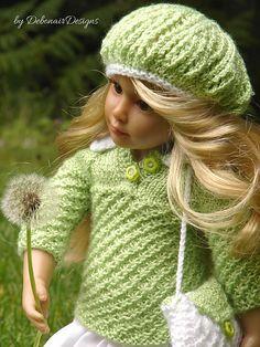 Ravelry: debonairdesigns' Spring Green (summer too!)