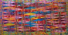 """Ausstellungstip: """"Squares and patterns - Delson Uchôa und José Bechara"""", 22. November 2015 bis 20. Januar 2016, Ludwig Museum Koblenz - Museum für moderne französische und internationale Kunst."""