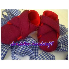 Baby boys diy shoes