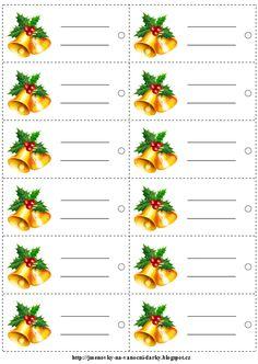 vánoční vyzitky - Hledat Googlem Christmas Templates, Christmas Gift Tags, Christmas Paper, Christmas Printables, Christmas Holidays, Christmas Decorations, Baby Shower Clipart, Gift Tags Printable, Christmas Inspiration