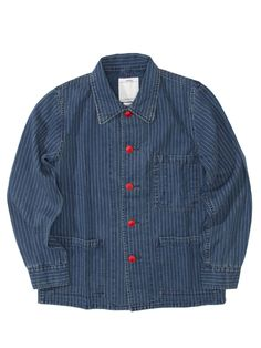 Travail Coverall Wabash Jacket