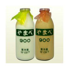asian milk bottles