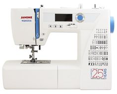 Here is the National Quilt Museum Anniversary Sewing Machine by Janome. Janome is delighted This NQM 2016 comes with an extension table and 60 stitches. Sewing Machine Brands, Sewing Machines Best, Sewing Machine Reviews, Quilting Tools, Machine Quilting, Machine Embroidery, Sewing Hacks, Sewing Projects, Sewing Tips