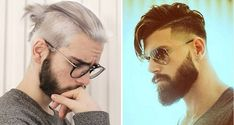18 Cortes de cabello que debe usar mi próximo novio Hairstyles Haircuts, Haircuts For Men, Hair And Beard Styles, Long Hair Styles, Types Of Beards, Kinds Of Haircut, Hair Addiction, Men Looks, Hair Inspiration
