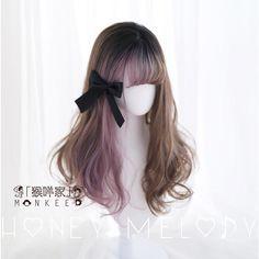 七つの大罪Seven Deadly Sins―<色欲・Lust> Kawaii Hairstyles, Pixie Hairstyles, Pretty Hairstyles, Style Kawaii, Drawing Hair Tutorial, Lolita Hair, Cosplay Hair, Magic Hair, Fantasy Hair