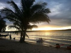 Aussie beaches rock! Check out this sunset at Noosa Beach (QLD) by @Beverley @Pack Your Passport !