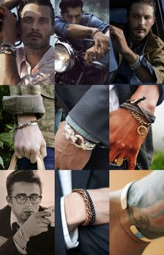 are often found in leather.  The good thing about a woven bracelet is that fabric versions can be relatively cheap and come in a wide range ...