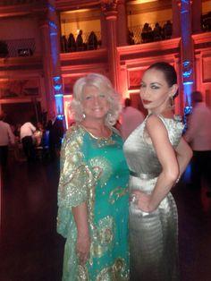 http://www.donnaimpresa.com Gran Ballo Viennese 2013 Gala Charity Acquario Romano -- Roma con Valeri...