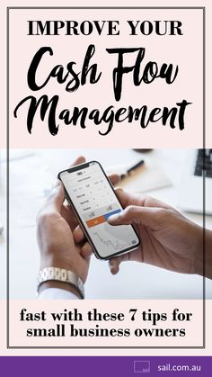 Improve Your Cash Flow Management Fast With These 7 Tips Business Advice, Helpful Hints, Improve Yourself, Flow, How To Make Money, Management Tips, Startups, Australia, Useful Tips