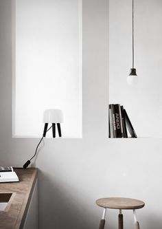 Minimal Interior Design Inspiration 8 - UltraLinx| Visit www.contemporarylighting.eu for more inspiring images and decor inspirations