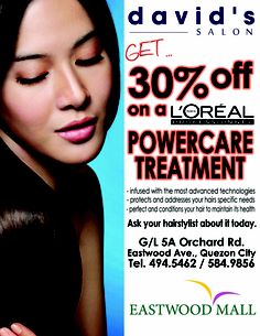 Hair salon flyer | My design work | Pinterest | Hair salons ...