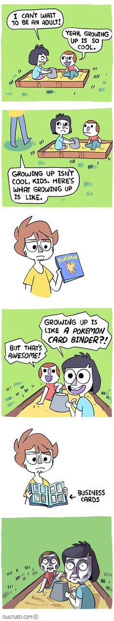 That's…That's Messed Up