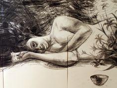 """Giovanni Robustelli, """"Santa Rosalia part 3"""", 2014"""