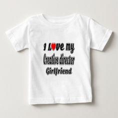 I Love My Creative director Girlfriend T Shirt, Hoodie Sweatshirt
