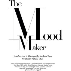 #editorial #design #typography