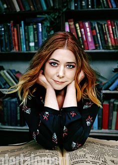 "Alyson Hannigan portraits for the ""Buffy the Vampire Slayer reunion"" by Entertainment Weekly. March 2017"