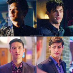 Season 1 Episode 10: Alec and Magnus (LOOK AT MY BABIES)