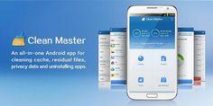 تسريع أجهزة سامسونج وهواتف الأندرويد مع تطبيق Clean Master