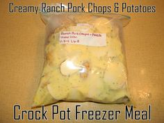 On Friday I posted about part two  of crock pot freezer meals. Here's the first recipe  we tried out. It was really good. Let me know what y...