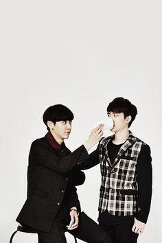 Chanyeol and D.O. Repinned.