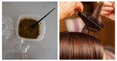 Cómo teñir el cabello natural: Esta receta increíble hará que su pelo perfecto!