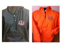 $42.99 Adult Monogrammed Lined Pullover by LollypopKids1998 on Etsy