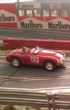 #Ferrari 166MM Barchetta Touring. El primer Ferrari en ganar las 24 Horas de Le Mans. 1949
