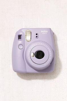 Slide View: 1: Fujifilm X UO Instax Mini 9 Instant Camera