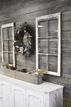 Shiplap – weathered gray color, shiplap wall, shiplap plank wall, Feature Wall, … - Home Cleaning Products Wall Decor Design, Room Wall Decor, Window Design, Bedroom Decor, Farmhouse Wall Decor, Country Decor, Modern Farmhouse, Farmhouse Style, Country Style